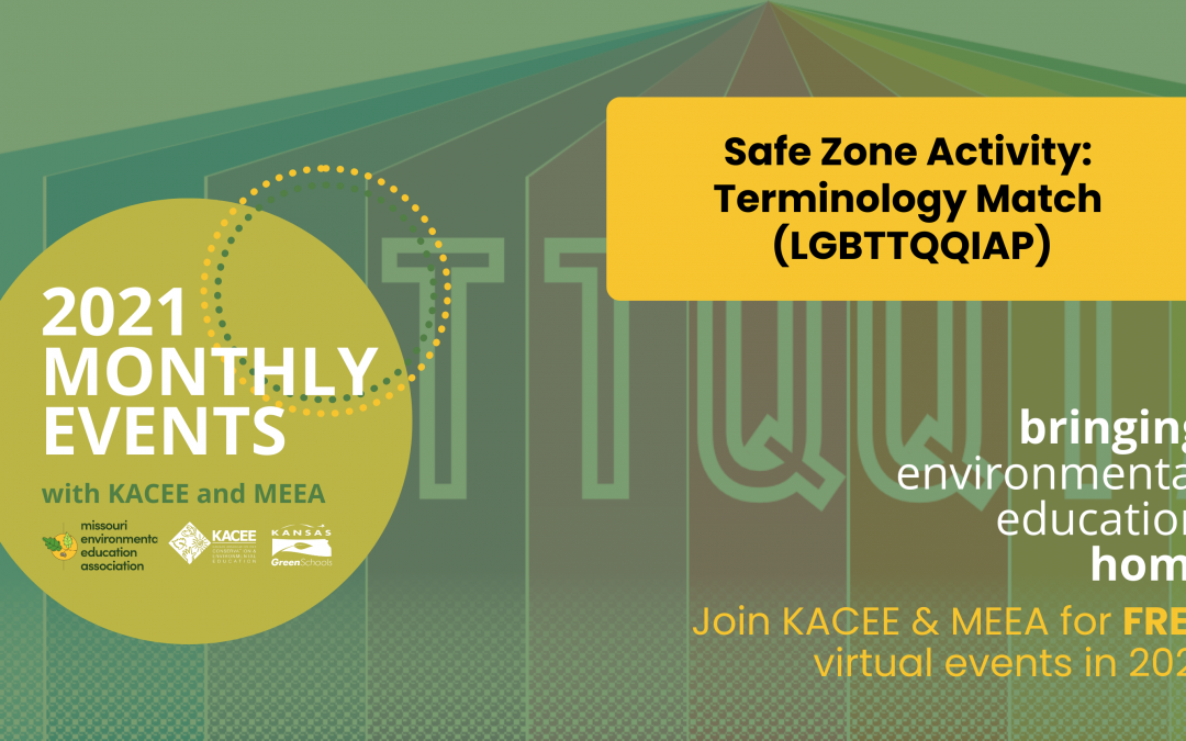 Intro to Safe Zone and How to be an Ally for LGBTQ+ Students